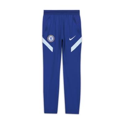 Pantalon de football Chelsea FC Strike pour Enfant plus âgé