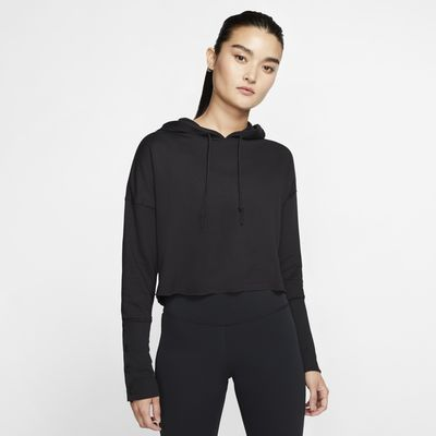 Nike Yoga Luxe Women's Cropped Hoodie