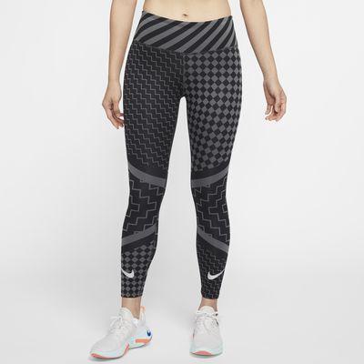 กางเกงวิ่งรัดรูปผู้หญิง Nike Epic Luxe