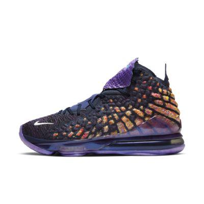 LeBron 17 Monstars Basketball Shoe. Nike PH