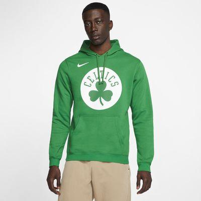 Sweat à capuche Nike NBA Boston Celtics Logo pour Homme