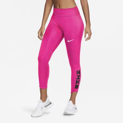 Nike Icon Clash Fast Women's 7/8 Running Leggings