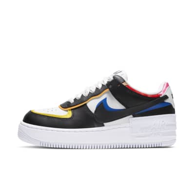nike femme chaussures air force 1 pastel