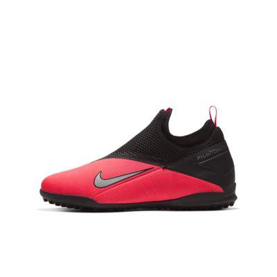 Nike Jr. Phantom Vision 2 Academy Dynamic Fit TF Voetbalschoen voor kleuters/kids (turf)