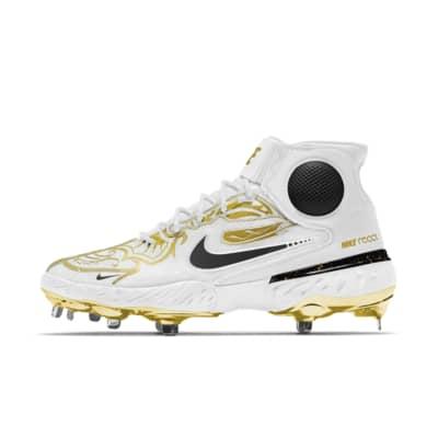 Nike Alpha Huarache Elite 3 Mid Premium Men's Baseball Cleat