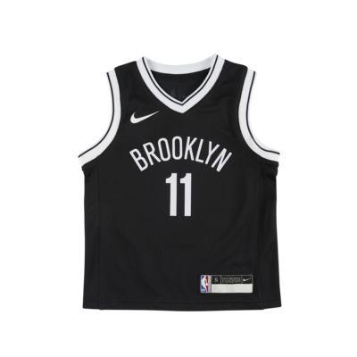 布鲁克林篮网队 (Kyrie Irving) Icon Edition Nike NBA Replica Jersey 幼童球衣