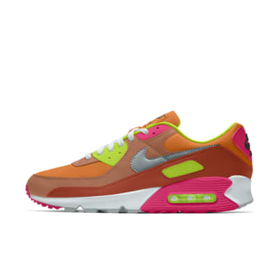Nike Air Max 90 Unlocked By You Custom Men's Lifestyle Shoe