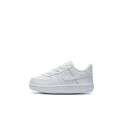 Nike Force 1 Crib bootie til spedbarn