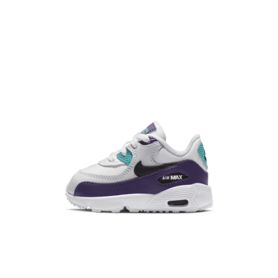 Scarpa Nike Air Max 90 Leather - Neonati/Bimbi piccoli