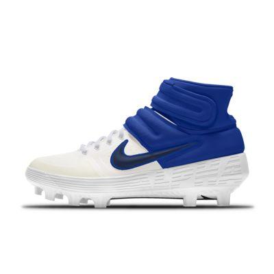 Nike Alpha Huarache Elite 2 Mid MCS By You egyedi stoplis baseballcipő