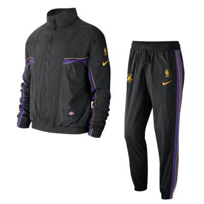 Los Angeles Lakers Courtside 男款 Nike NBA 運動服