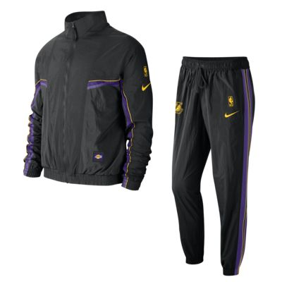 Los Angeles Lakers Courtside Men's Nike NBA Tracksuit
