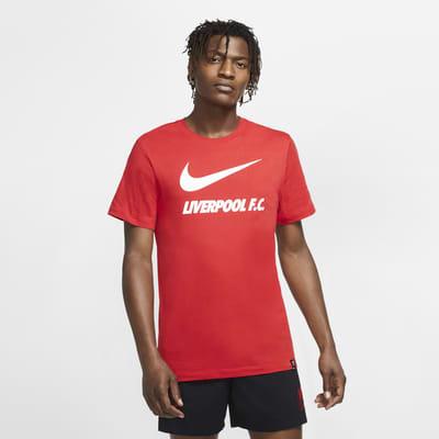 Playera de fútbol para hombre Liverpool FC