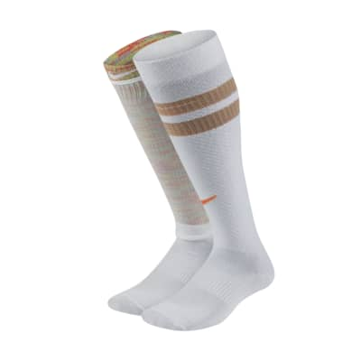 Nike Everyday Kids' Lightweight Over-the-Calf Socks (2 Pairs)