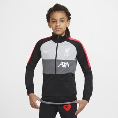 Футбольная куртка для школьников Liverpool FC