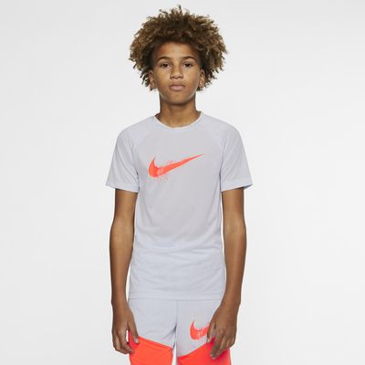 Nike Older Kids' (Boys') Short-Sleeve Graphic Training Top