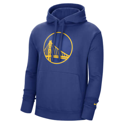 Golden State Warriors Essential Men's Nike NBA Pullover Hoodie
