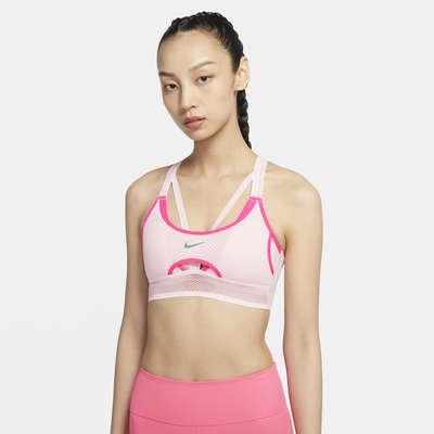 Sujetador deportivo de sujeción ligera para mujer Nike Indy UltraBreathe