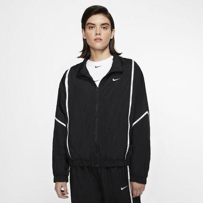 Nike Sportswear Damenjacke aus Webmaterial