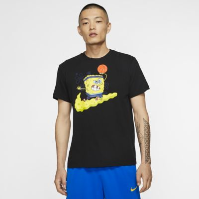 """Nike Dri-FIT Kyrie """"SpongeBob"""" 男子篮球T恤"""