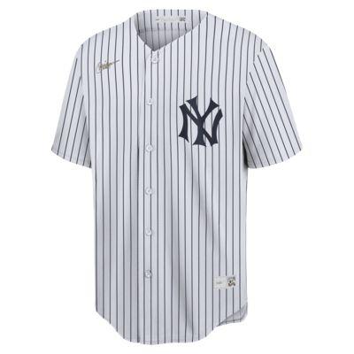 MLB New York Yankees (Lou Gehrig) Men's Cooperstown Baseball Jersey