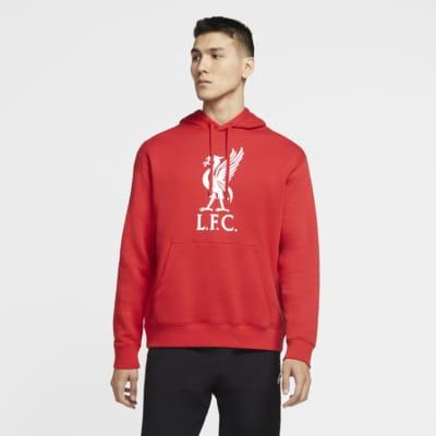 Liverpool F.C. Club Men's Pullover Hoodie