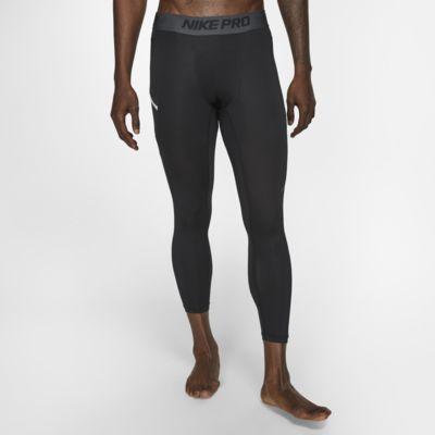 Nike Pro Men's 3/4 Basketball Tights