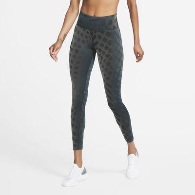 Женские слегка укороченные тайтсы для бега Nike Epic Luxe Run Division