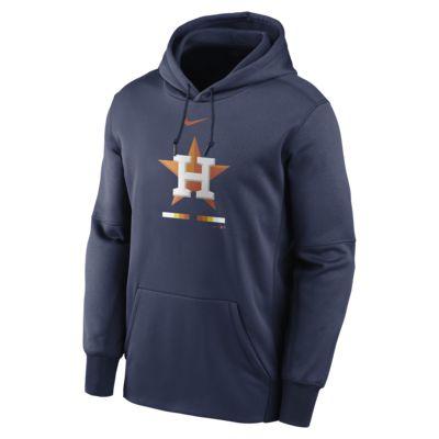 Nike Therma Legacy Performance (MLB Houston Astros) Hoodie
