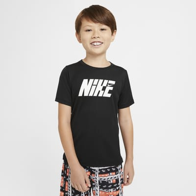 Nike Graphic Older Kids' (Boys') Short-Sleeve Training Top