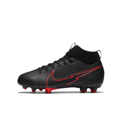 Mercurial Superfly VI Academy Neymar Jr MG Little//Big Kids Multi-Ground Soccer Cleat Nike Jr