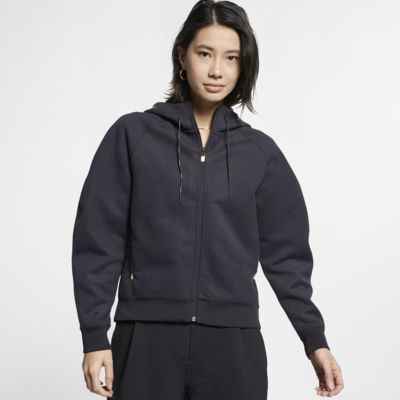 Nike Sportswear Tech Pack fleecehettejakke til dame