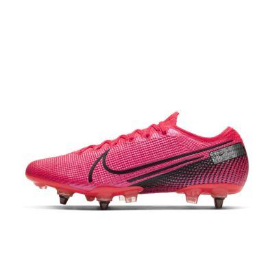 Chaussure de football à crampons pour terrain gras Nike Mercurial Vapor 13 Elite SG-PRO Anti-Clog Traction
