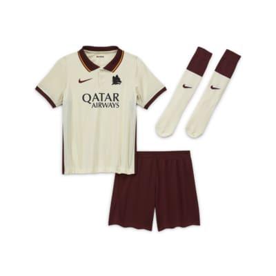 Fotbalová souprava pro malé děti A.S.Řím 2020/21, venkovní
