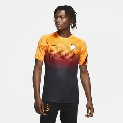 Galatasaray Men's Short-Sleeve Football Top