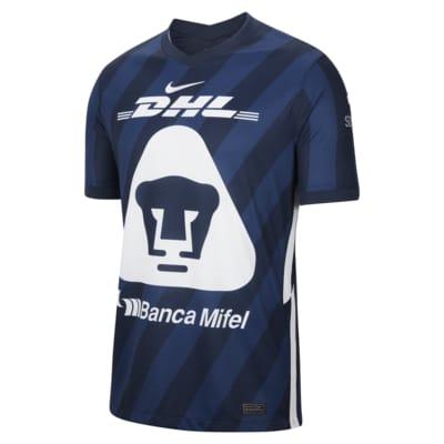 Camiseta de fútbol de visitante para hombre Stadium de Pumas UNAM 2020/21