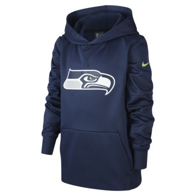 Nike (NFL Seahawks) Dessuadora amb caputxa - Nen/a