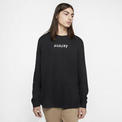 Hurley Premium Eye Tower Men's Long-Sleeve T-Shirt