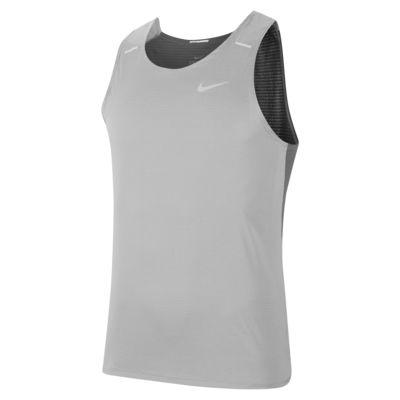 Camiseta de tirantes de running híbrido para hombre Nike Breathe Rise 365