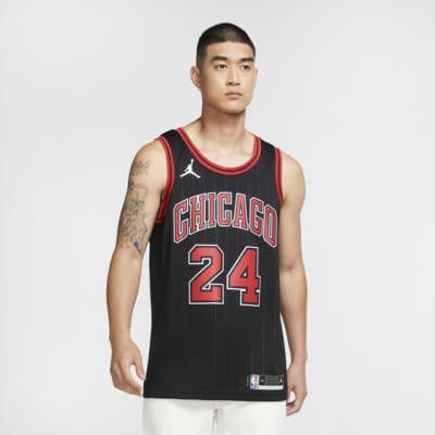 Lauri Markkanen Bulls Statement Edition 2020 Jordan NBA Swingman mez