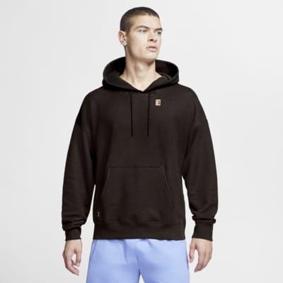 NikeCourt Men's Fleece Tennis Hoodie