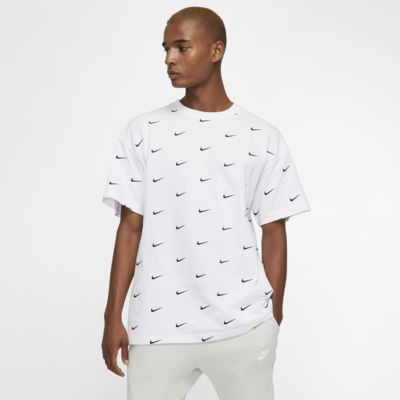 Nike 男款 Swoosh Logo T 恤