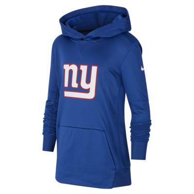 Nike (NFL Giants) Big Kids' Logo Hoodie