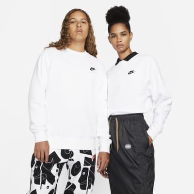 Nike Sportswear Club kerek nyakkivágású pulóver