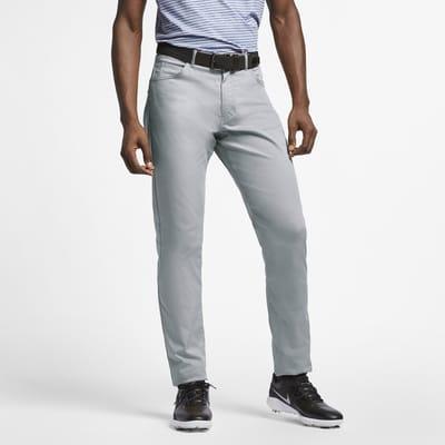 Pánské golfové kalhoty Nike Flex v zeštíhleném střihu s pěti kapsami