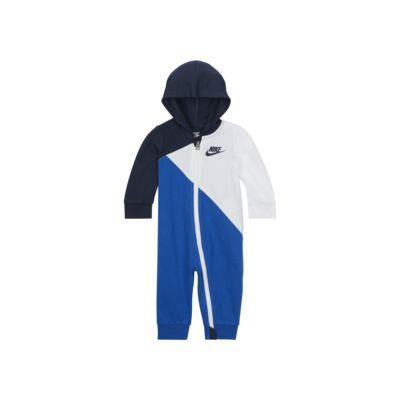 Nike Overall mit Kapuze durchgehendem Reißverschluss für Babys (0–9 M)