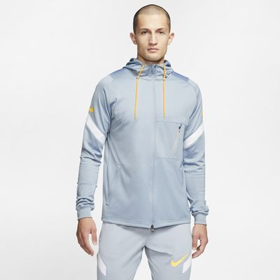 Nike Dri-FIT Strike-fodboldjakke til mænd