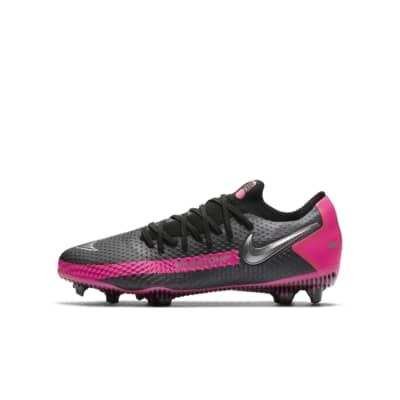 Nike Jr. Phantom GT Pro FG Botes de futbol per a terreny ferm - Nen/a