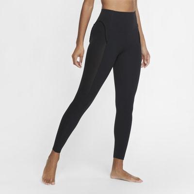 Dámské 7/8 legíny Nike Yoga zInfinalonu