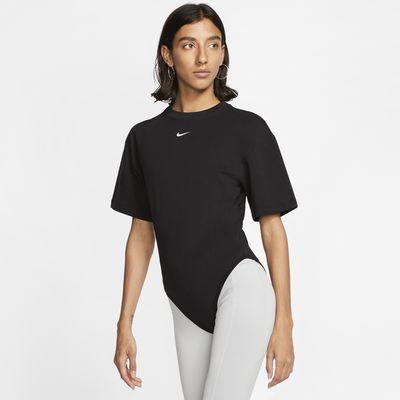 Body de manga corta para mujer Nike Sportswear Essential
